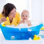 Die richtige Babypflege
