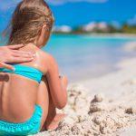 Sonnenschutz fuer Kinder