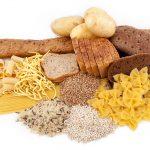 nudeln brot reis kartoffeln für eine gesunde Ernährung