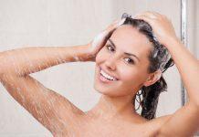 Richtiges Haarewaschen gegen fettige Haare