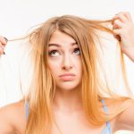Was tun bei fettigen Haaren