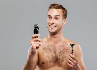 Nass oder trocken rasieren