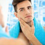 Pflege bei der Rasur