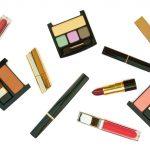 Utensilien für das erste Hilfe Make-Up