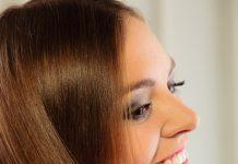 glatte Haare mit der richtigen Pflege