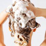 Nach der Kur Haare auswaschen