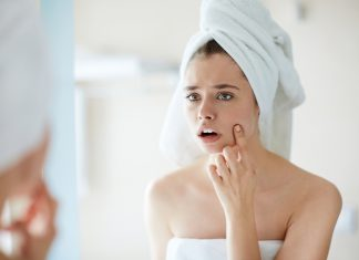 Hausmittel gegen fettige Haut