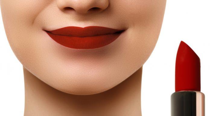 Matte Lippen schminken