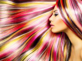 Haare färben und Koloration für schwangere Frauen gefährlich