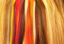 So kann man Haarfarbe nach dem Färben von der Haut entfernen