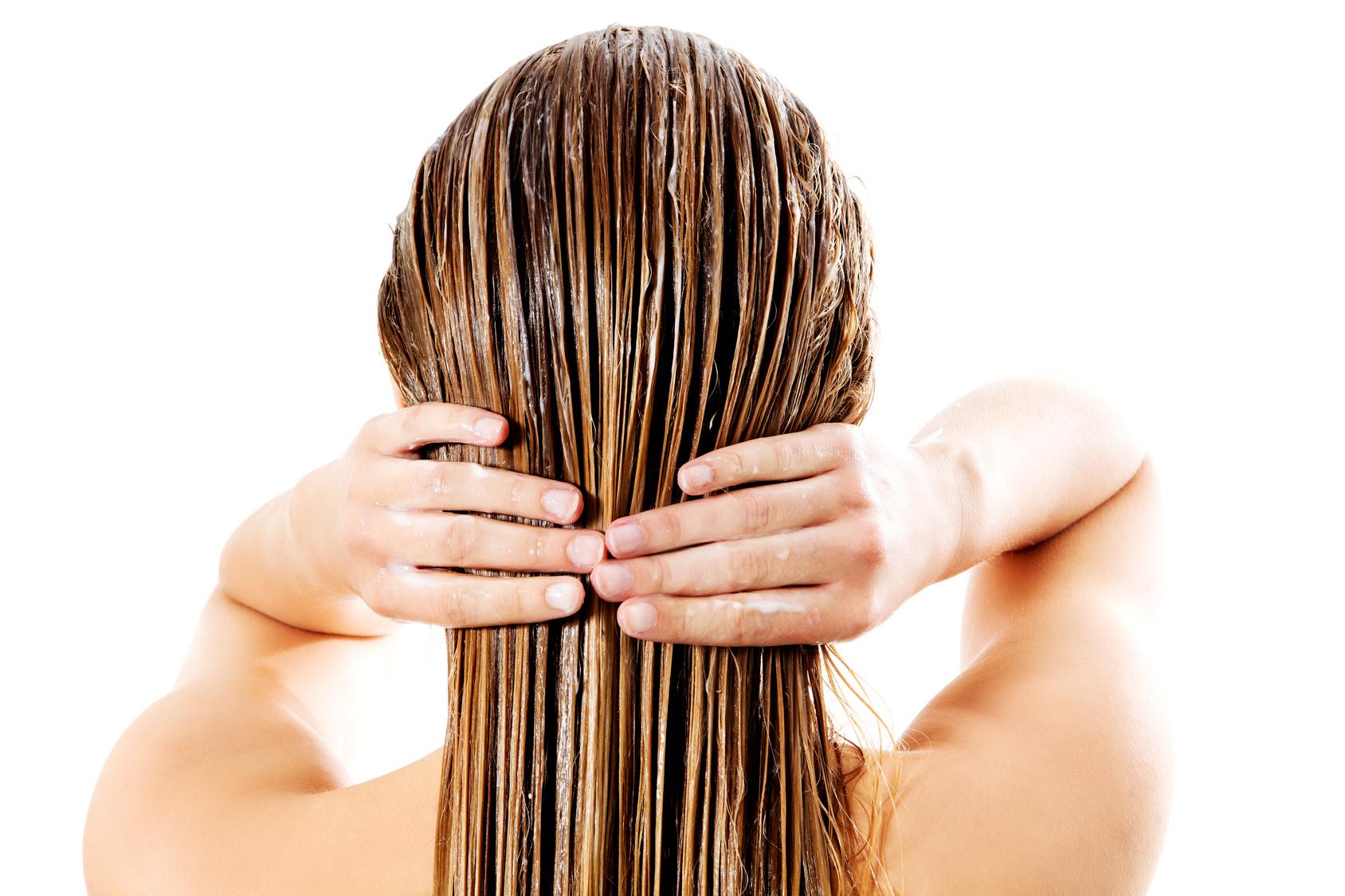 Haarpflege mit Haaröl