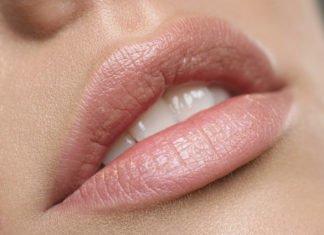 Nude Lips schminken