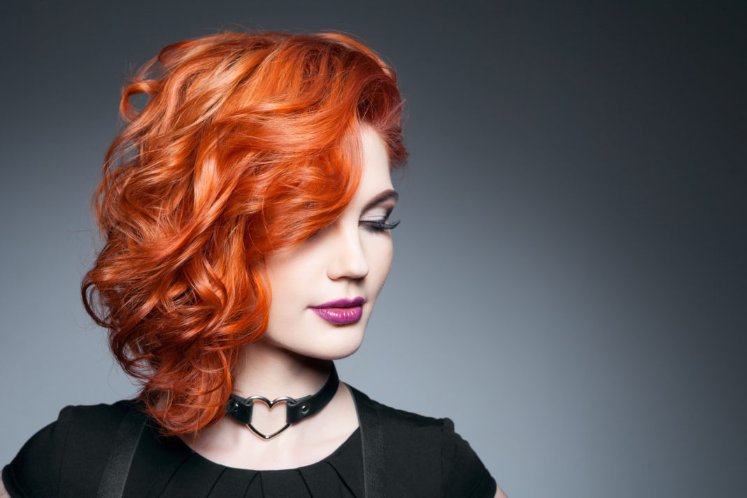 Haarfarbentrends 2018 Diese Haarfarben Liegen Im Herbst Im Trend