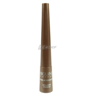 BIGUINE MAKE-UP PARIS Eye Liner Pinceau Brush Augen Make up Kosmetik 2.5ml - 9203 Sublim´Bronze
