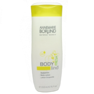 Annemarie Börlind Body Lind Fresh Lotion - Körper Haut Pflege Creme - 200ml