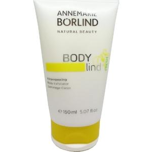 Annemarie Börlind Body Lind Körper Peeling - Haut Pflege Reinigung - 150ml