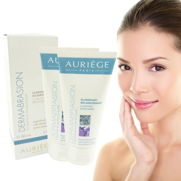 Auriege Paris - Dermabrasion - Haut Peeling Gesicht Reinigung - MULTIPACK 2x50ml