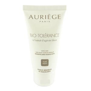 Auriege Paris Bio Tolerance Blue Agerate Gesicht Nacht Pflege sensible Haut 50ml