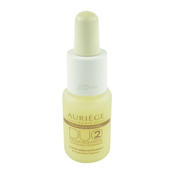 Auriege Paris - Duo2 Renaissance Chronovitamines - Serum - Gesicht Pflege - 15ml