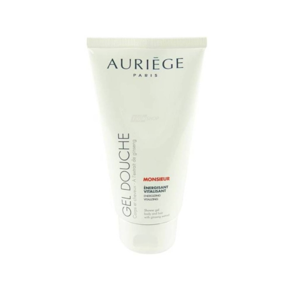Auriege Paris Monsieur Gel Douche - Herren Dusch Gel Shampoo Pflege - 2x150ml