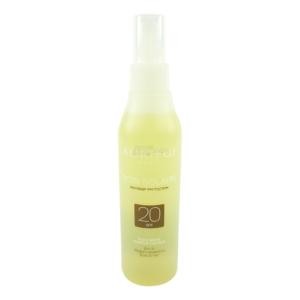Auriege Paris Soin Solaire SPF20 Sonnen Schutz Trocken Öl Körper + Haar 200ml
