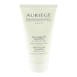 Auriege Paris Norma-Pure Soin Visage 24h Citron - Gesicht Pflege Creme - 150ml