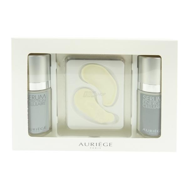 Auriege Paris Serum Energie + Protection Cellulaire Anti Aging Gesicht Pflege