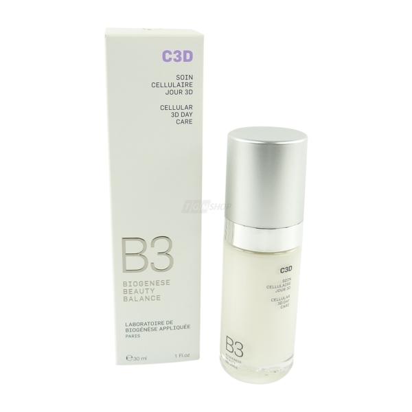 B3 - C3D Soin Cellulaire Jour 3D - Anti-Aging - Kosmetik - Tagespflege - 30ml