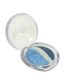 BIGUINE MAKE UP PARIS COMETINE EYES SHADOW - Lidschatten Puder Augen Farbe 2.2g - 10805 Silver Sky