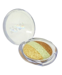 BIGUINE MAKE UP PARIS COMETINE EYES SHADOW - Lidschatten Puder Augen Farbe 2.2g - 10808 Muse du Soleil