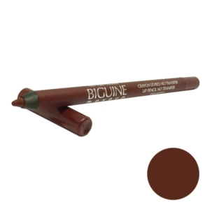 Biguine Paris Lipliner Konturen Stift No Transfer - Lippen Stift Make Up - 1,2g - 5101 Moka