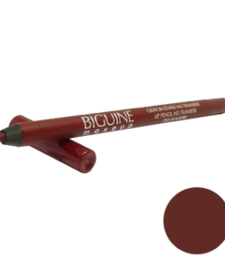 Biguine Paris Lipliner Konturen Stift No Transfer - Lippen Stift Make Up - 1,2g - 5112 Pourpre