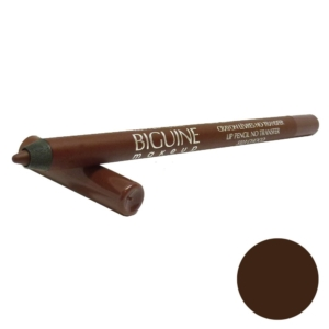 Biguine Paris Lipliner Konturen Stift No Transfer - Lippen Stift Make Up - 1,2g - 5123 Choco