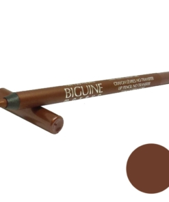 Biguine Paris Lipliner Konturen Stift No Transfer - Lippen Stift Make Up - 1,2g - 5124 Caffee Latte