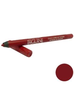 Biguine Paris Lipliner Konturen Stift No Transfer - Lippen Stift Make Up - 1,2g - 5126 Pur Rouge