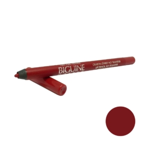 Biguine Paris Lipliner Konturen Stift No Transfer - Lippen Stift Make Up - 1,2g - 5126 Pur Rouge