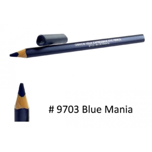 BIGUINE MAKE UP PARIS Crayon Yeux Expressive Eye Pencil - Augen Liner - 1,2g - 9703 Blue Mania