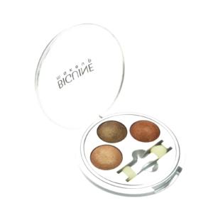 Biguine Make Up Paris Eye Shadow Pallet - Augen Lidschatten Farbauswahl - 2,4g - 6312 Lumiere de Feu