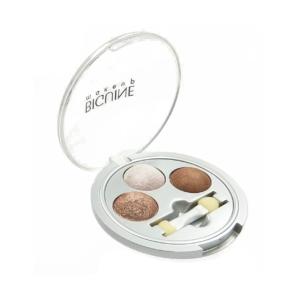 Biguine Make Up Paris Eye Shadow Pallet - Augen Lidschatten Farbauswahl - 2,4g - 6327 Brun Caprice