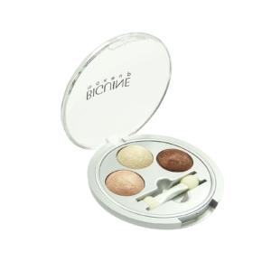 Biguine Make Up Paris Eye Shadow Pallet - Augen Lidschatten Farbauswahl - 2,4g - 6336 Expression Satin