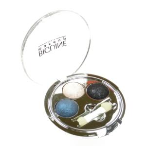 Biguine Make Up Paris Eye Shadow Pallet - Augen Lidschatten Farbauswahl - 2,4g - 6351 Regard du Soir