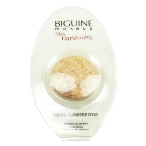BIGUINE MAKE UP PARIS MES HARMONIES - Lidschatten Augen Farbe Kosmetik - 0,8g - 10602 Lumiere d´Or