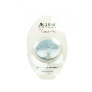 BIGUINE MAKE UP PARIS MES HARMONIES - Lidschatten Augen Farbe Kosmetik - 0,8g - 10617 Blue Paradise