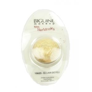 BIGUINE MAKE UP PARIS MES HARMONIES - Lidschatten Augen Farbe Kosmetik - 0,8g - 10625 Eclair de Feu