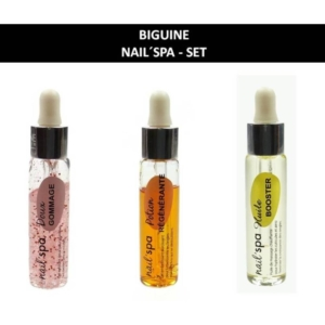 BIGUINE MAKE-UP PARIS - NAIL´SPA - Nagelpflege-Set -Maniküre -Pediküre-29,6ml