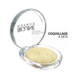 BIGUINE MAKE UP PARIS STAR LIGHT EYES SHADOW - Lidschatten Augen Kosmetik - 2g - 5816 Coquillage