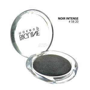 BIGUINE MAKE UP PARIS STAR LIGHT EYES SHADOW - Lidschatten Augen Kosmetik - 2g - 5820 Noir Intense
