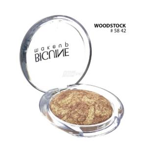 BIGUINE MAKE UP PARIS STAR LIGHT EYES SHADOW - Lidschatten Augen Kosmetik - 2g - 5842 Woodstock