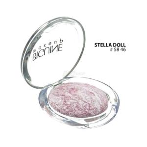 BIGUINE MAKE UP PARIS STAR LIGHT EYES SHADOW - Lidschatten Augen Kosmetik - 2g - 5846 Stella Doll