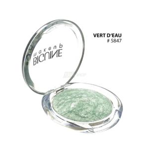 BIGUINE MAKE UP PARIS STAR LIGHT EYES SHADOW - Lidschatten Augen Kosmetik - 2g - 5847 Vert d´Eau